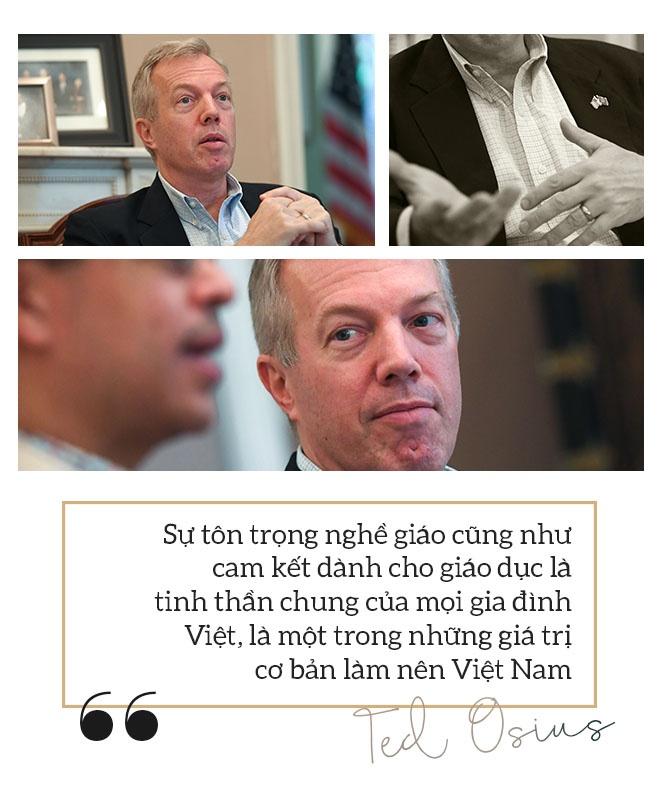 DS Ted Osius: Tiep tuc o lai lam giao duc va nhung chia se rieng tu hinh anh 5