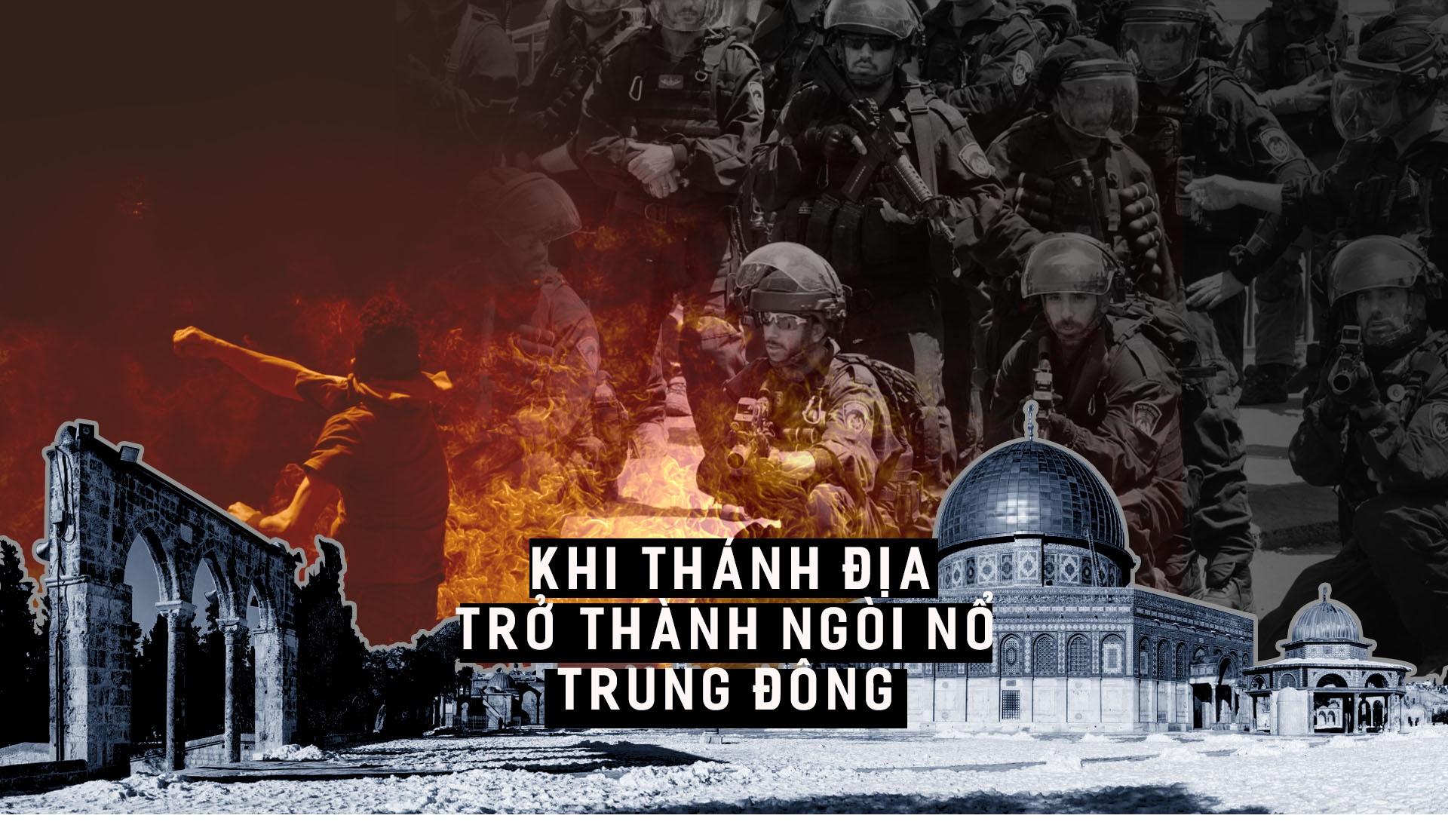 Jerusalem - thanh dia Trung Dong anh 2
