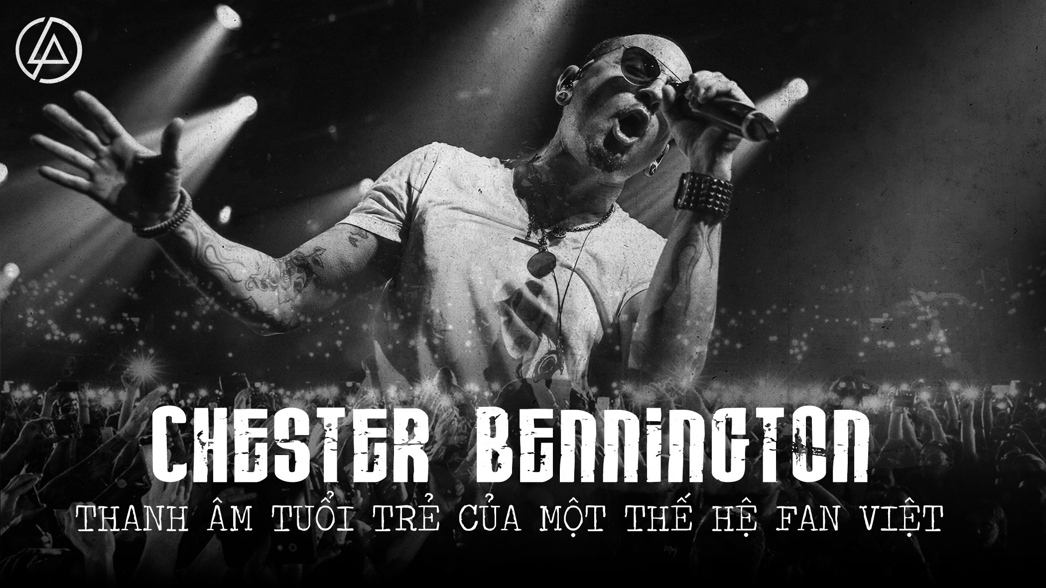 Linkin Park: Thanh am tuoi tre cua mot the he fan Viet hinh anh 1