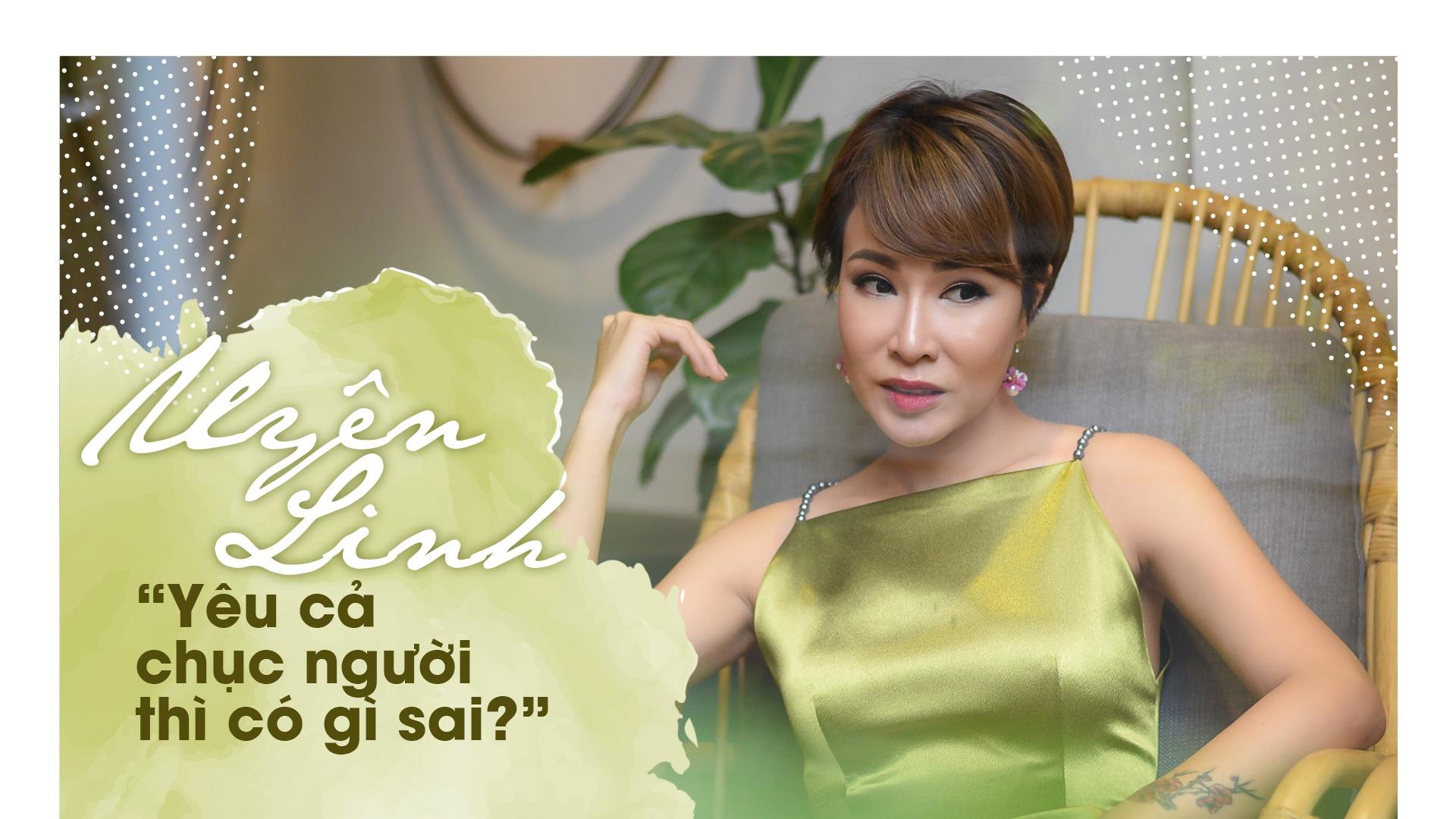 Uyen Linh: 'Yeu ca chuc nguoi thi co gi sai?' hinh anh 2