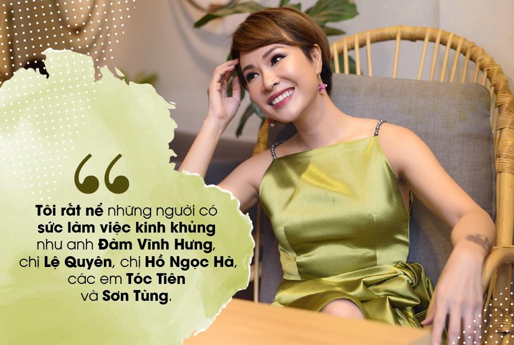 Uyen Linh: 'Yeu ca chuc nguoi thi co gi sai?' hinh anh 6