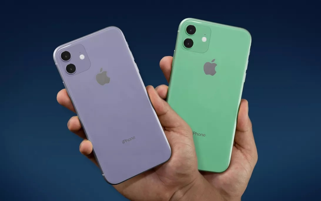 thay vỏ iphone 11
