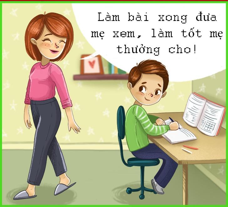 Bo tranh hay day con khon kheo, dung quat mang hinh anh 10