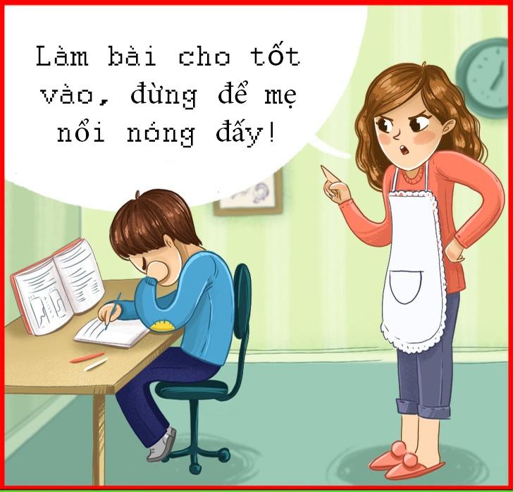 Bo tranh hay day con khon kheo, dung quat mang hinh anh 9