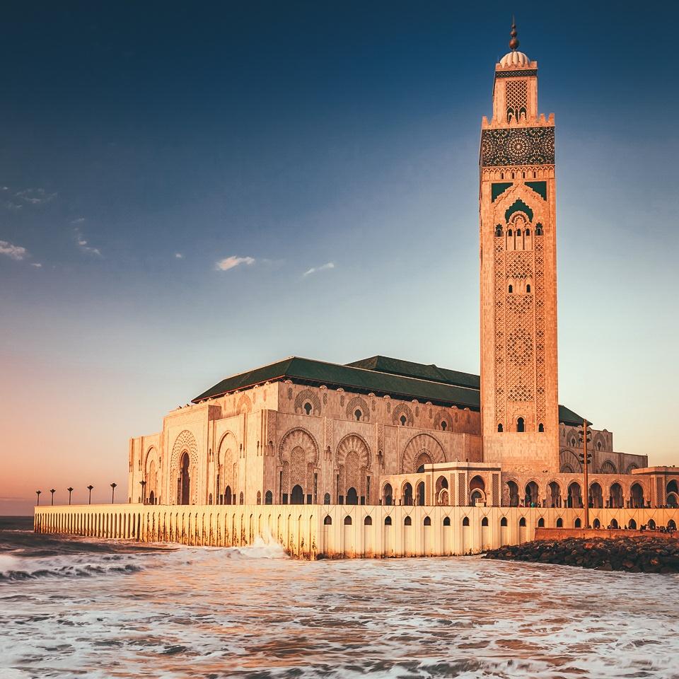 Morocco - toa lau dai cu ky va nhung o cua day sac mau hinh anh 2