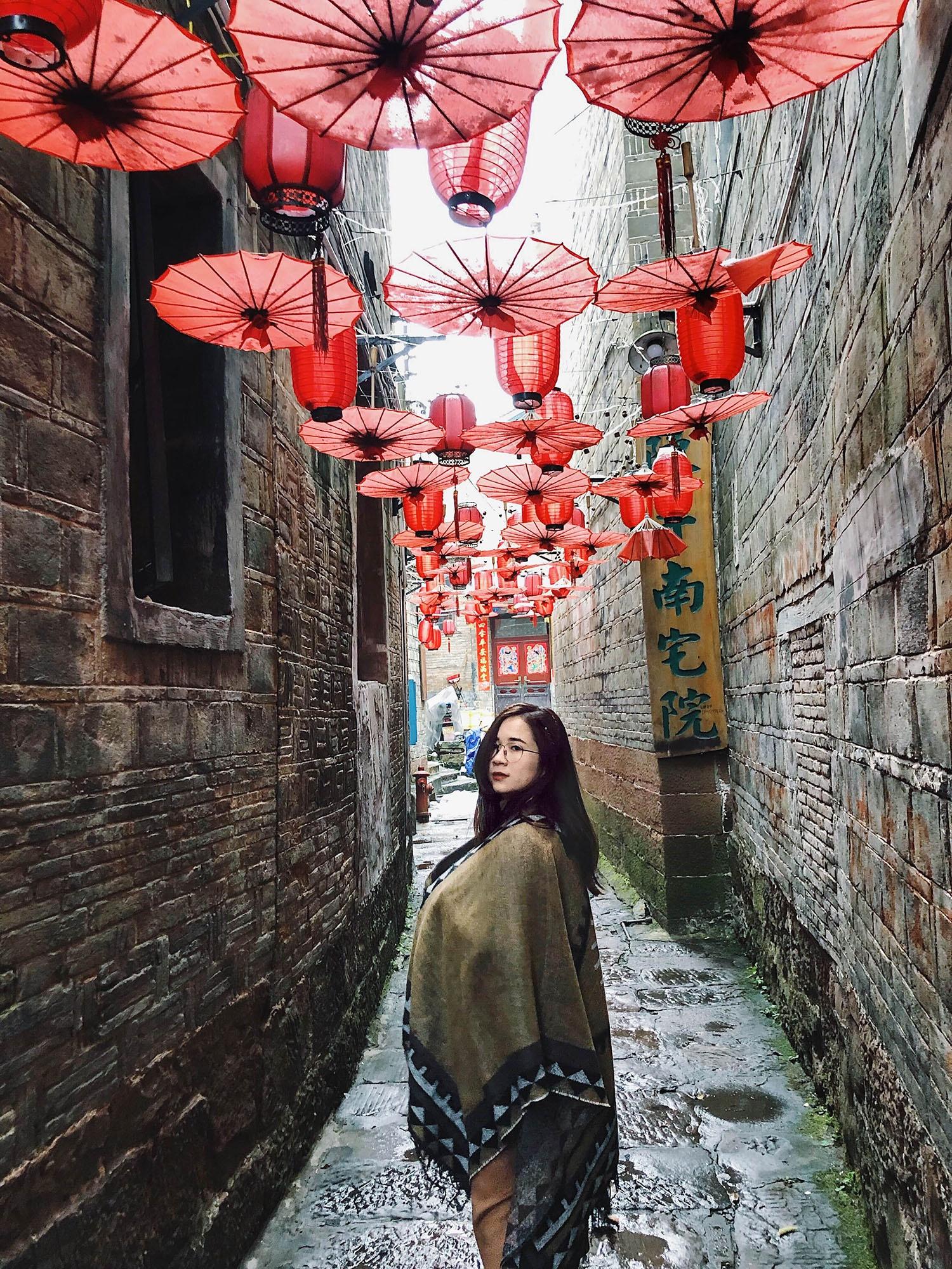 Phuong Hoang co tran dep lung linh trong hinh check-in cua 9X Viet hinh anh 5