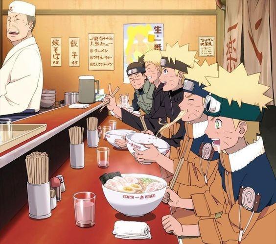 Mi ramen, takoyaki va loat mon an buoc ra tu truyen tranh Nhat Ban hinh anh 2