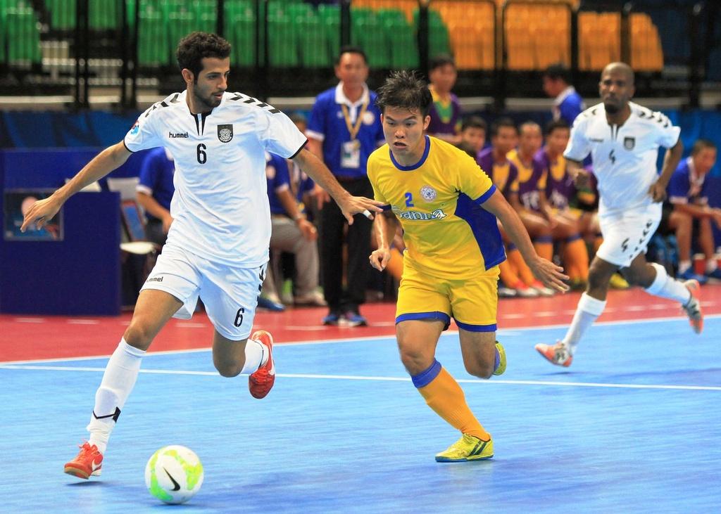 Sanna Khanh Hoa thang Al Sadd 3-2 anh 1