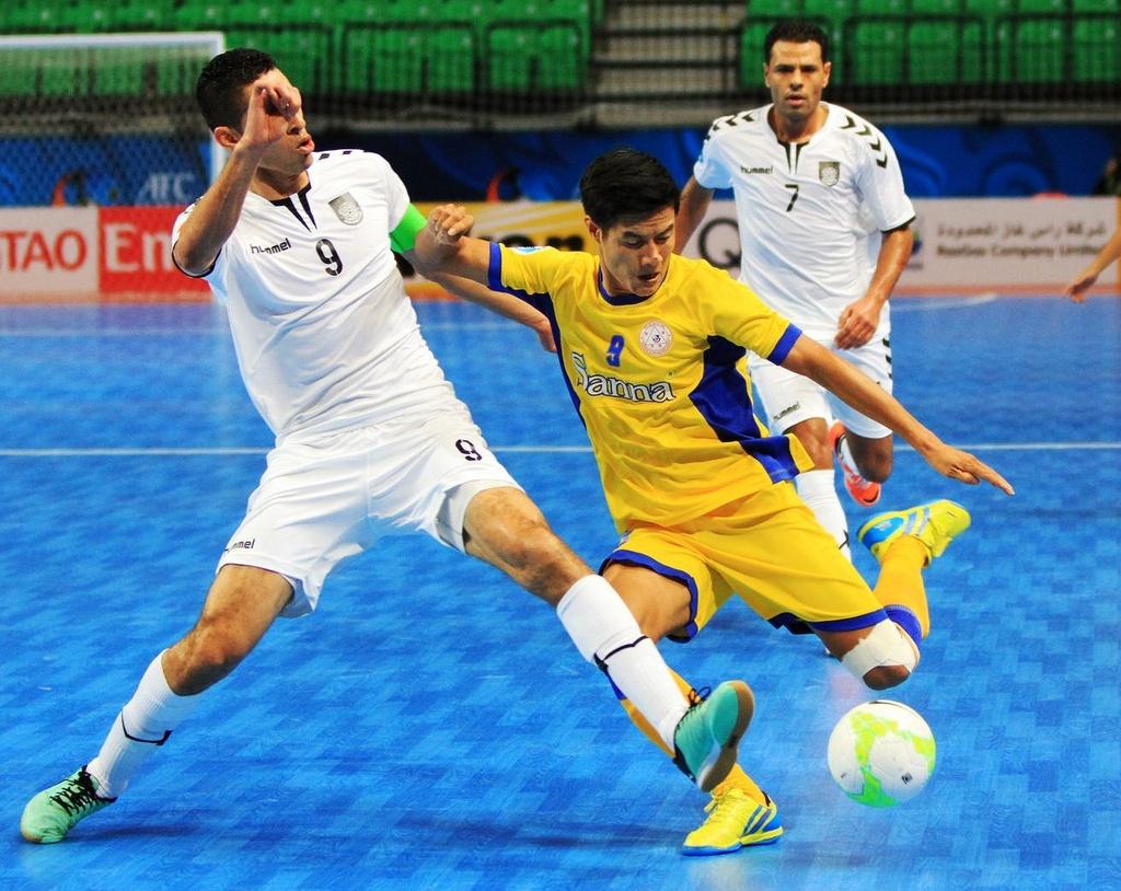 Sanna Khanh Hoa thang Al Sadd 3-2 anh 2