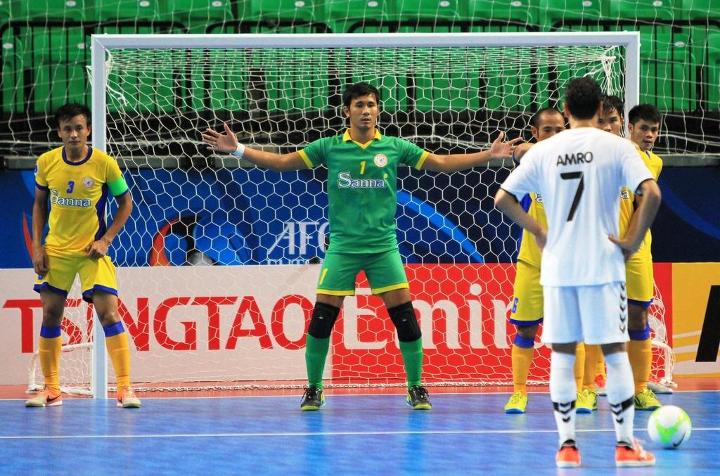 Sanna Khanh Hoa thang Al Sadd 3-2 anh 4