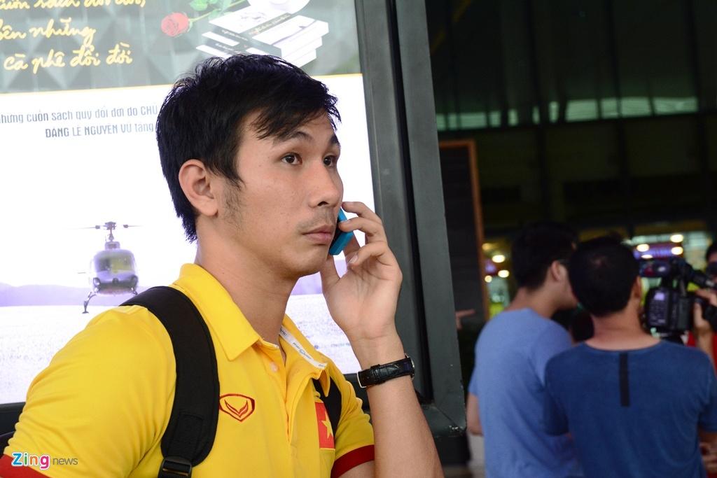 Tuyen futsal Viet Nam ve TP HCM anh 6