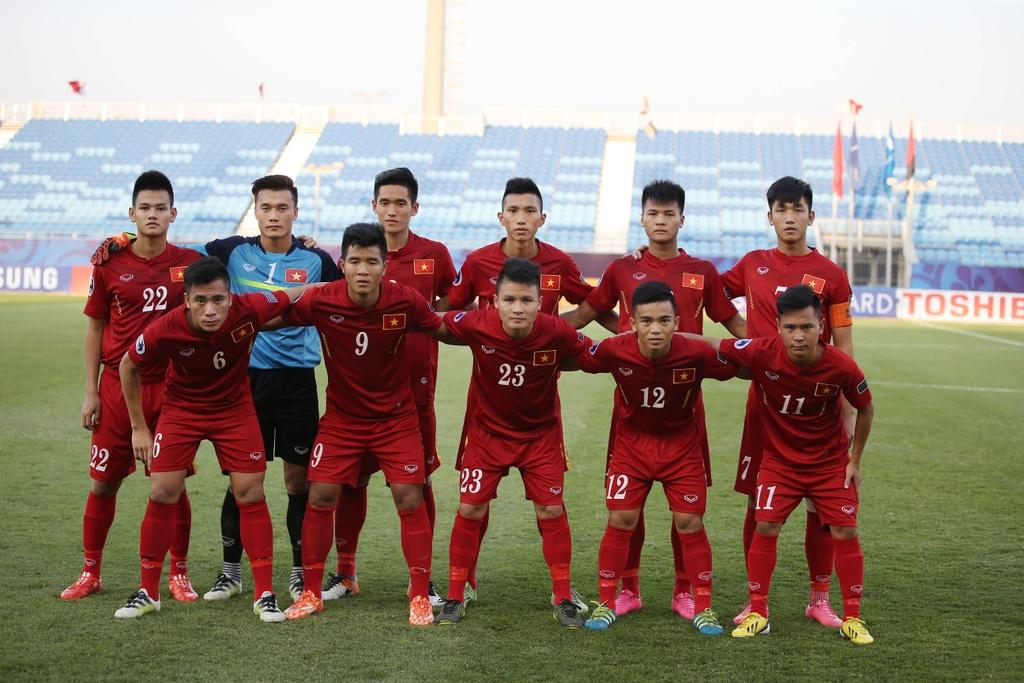 U19 Viet Nam tam dan dau bang sau tran hoa UAE hinh anh 1