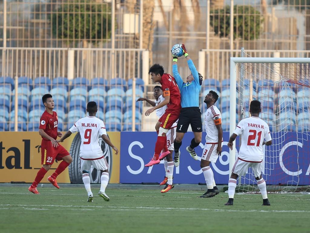 U19 Viet Nam tam dan dau bang sau tran hoa UAE hinh anh 6