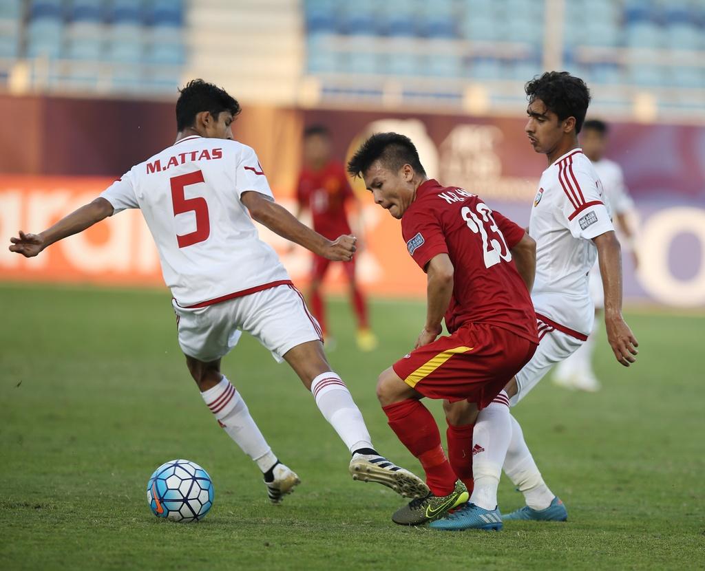 U19 Viet Nam tam dan dau bang sau tran hoa UAE hinh anh 4