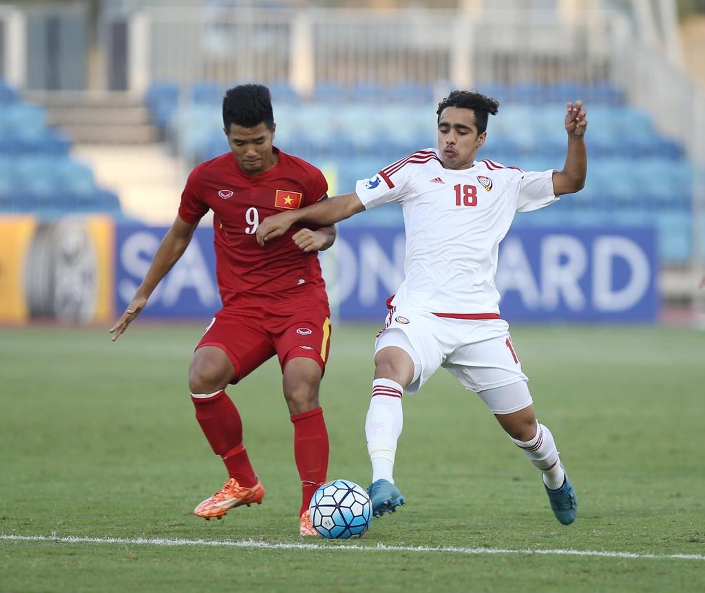 U19 Viet Nam tam dan dau bang sau tran hoa UAE hinh anh 2