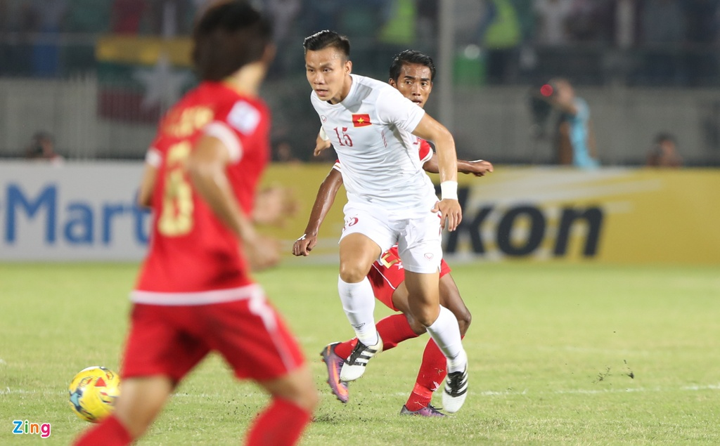 Cham diem tran Viet Nam vs Myanmar anh 4