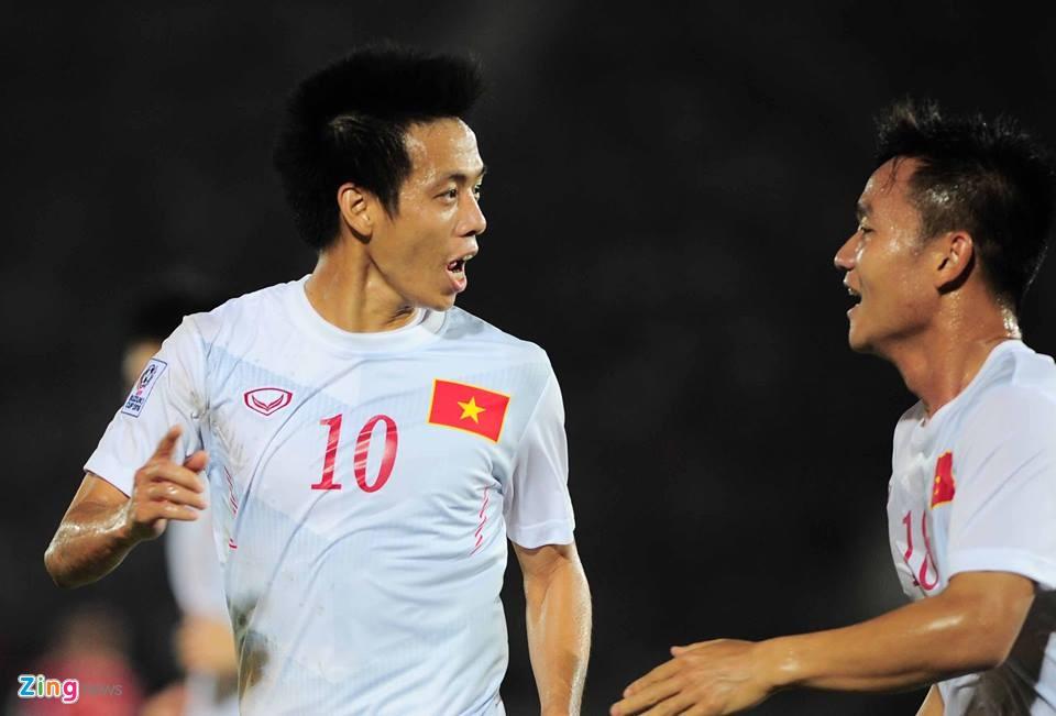 Cham diem tran Viet Nam vs Myanmar anh 11