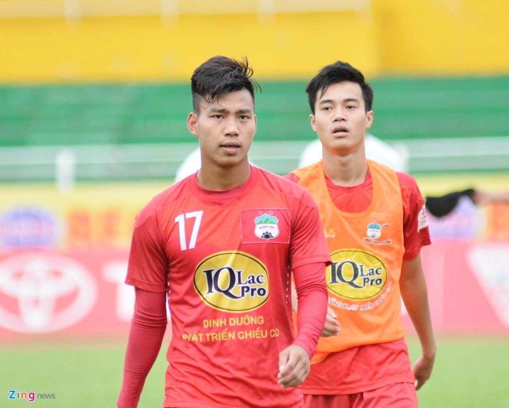 HAGL de Van Thanh da tien dao khi gap TP.HCM hinh anh 1