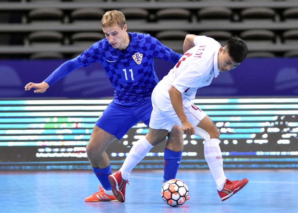 Tuyen futsal Viet Nam thua Croatia 1-3 anh 3