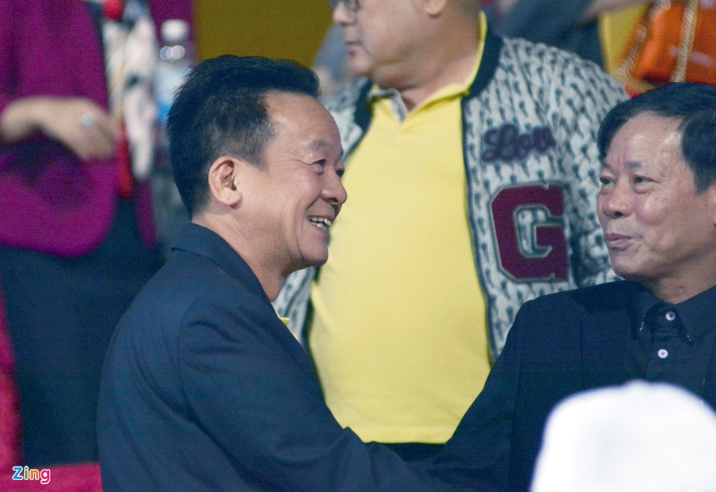 Bau Hien dong vien Quang Nam sau tran thua CLB Ha Noi hinh anh 2