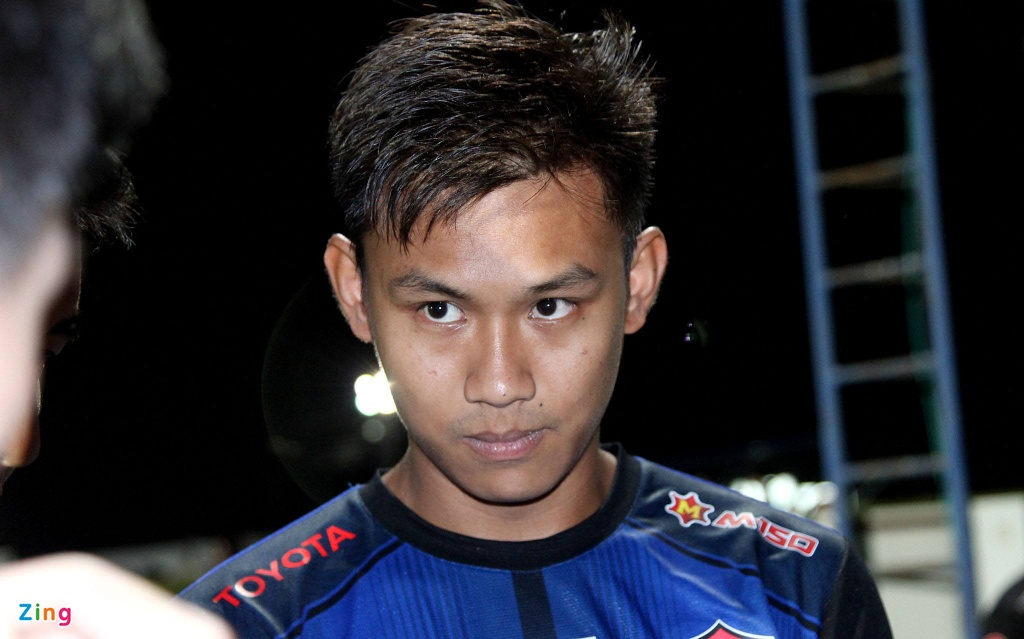'Cau thu Viet kho dua tranh da chinh o Thai League' hinh anh 1