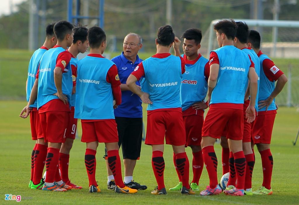Cong Phuong, Van Toan lam chu cong cua U23 Viet Nam hinh anh 1