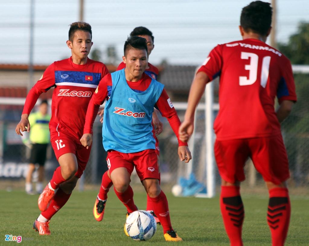 Cong Phuong, Van Toan lam chu cong cua U23 Viet Nam hinh anh 7