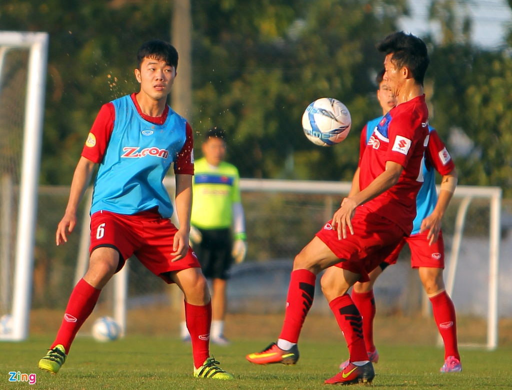 Cong Phuong, Van Toan lam chu cong cua U23 Viet Nam hinh anh 8