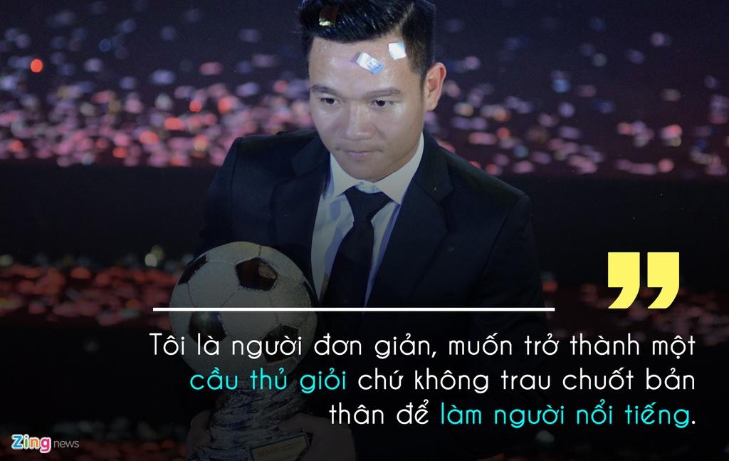 'Qua bong vang' Dinh Thanh Trung: Toi chi muon lam cau thu gioi hinh anh 3