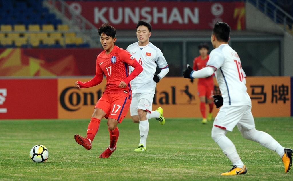 Tran thua tiec nuoi cua U23 Viet Nam truoc Han Quoc hinh anh 1