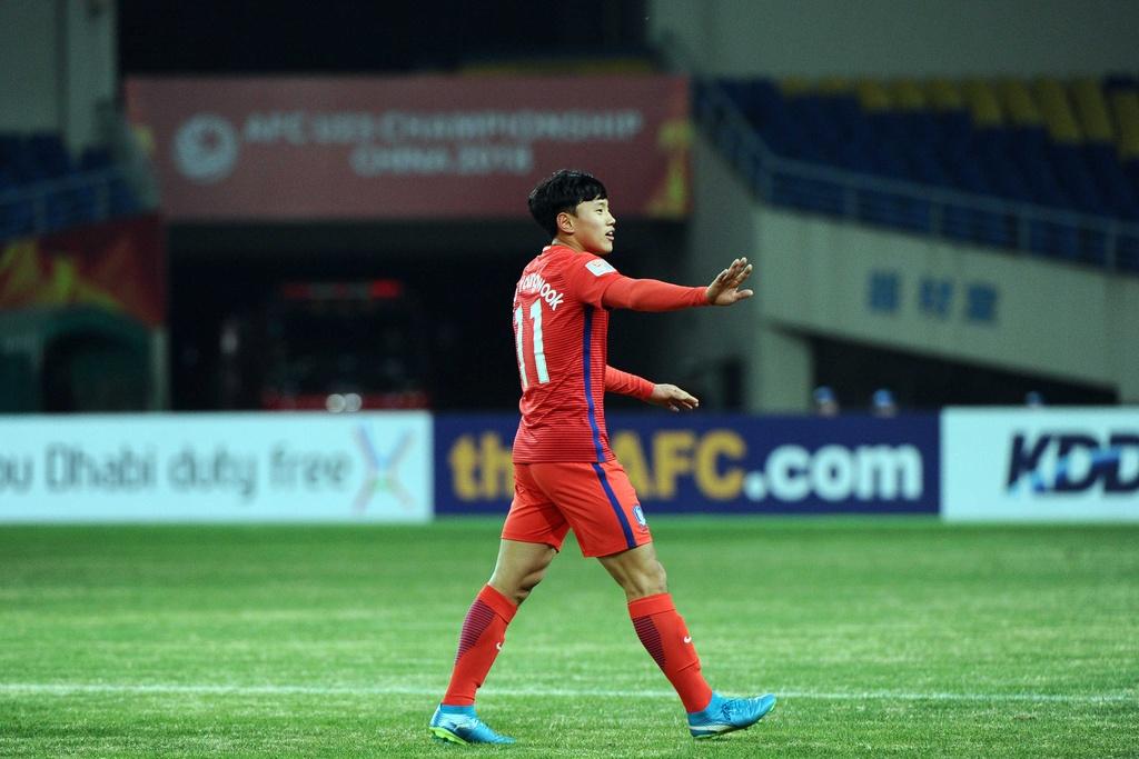 Tran thua tiec nuoi cua U23 Viet Nam truoc Han Quoc hinh anh 5