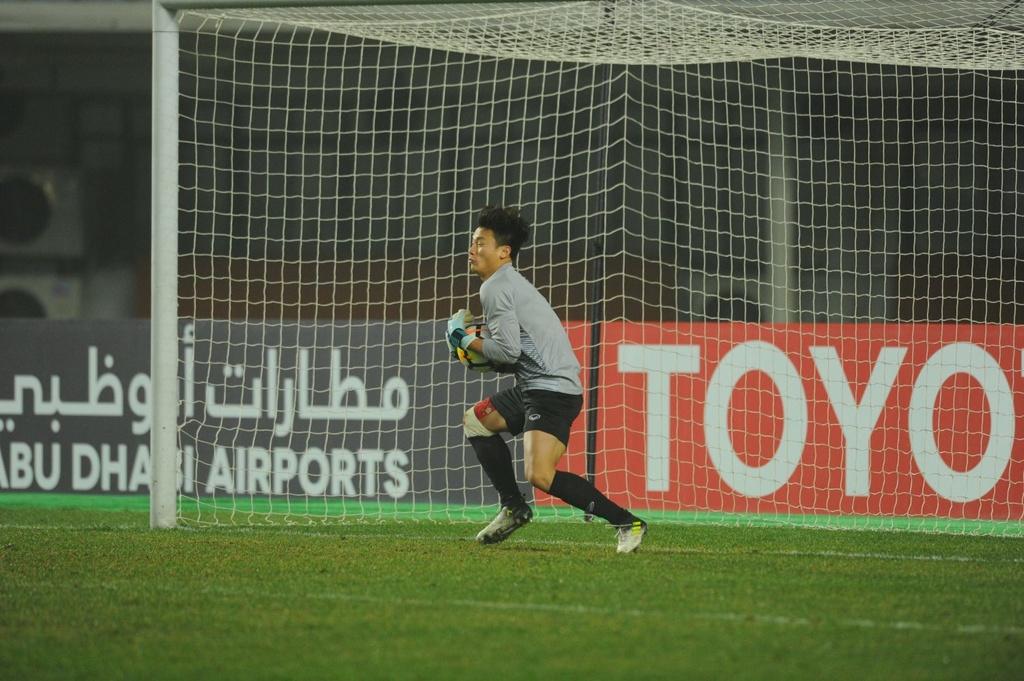 U23 Iraq bat khoc, lang nhin U23 Viet Nam an mung chien thang hinh anh 2