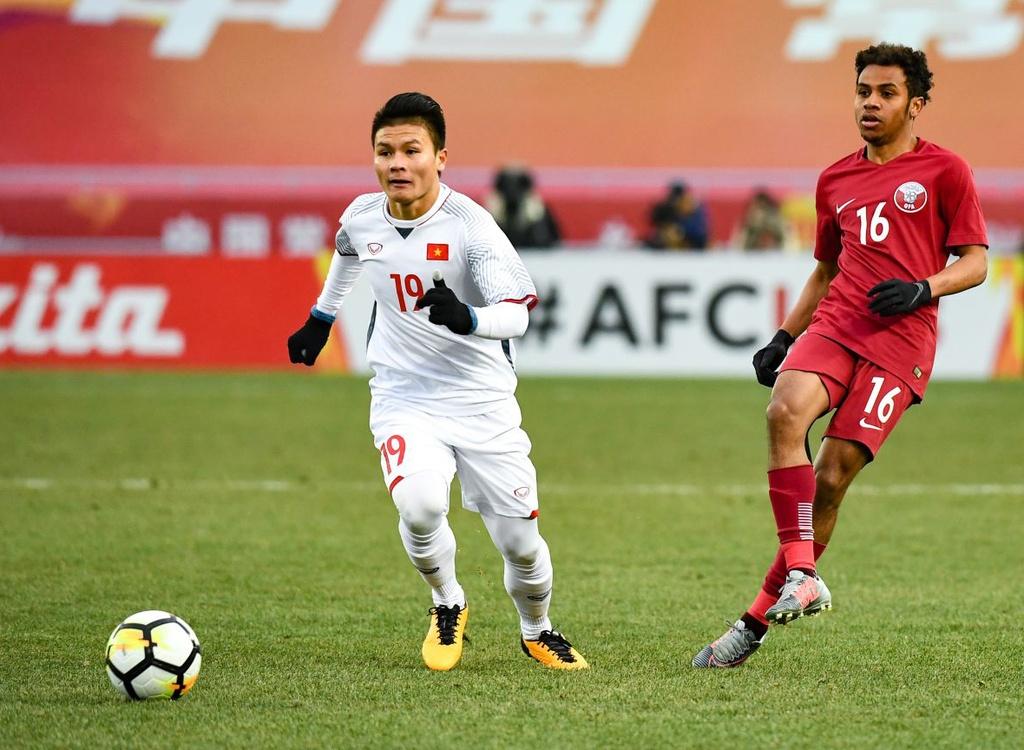 U23 Viet Nam thua U23 Qatar anh 4