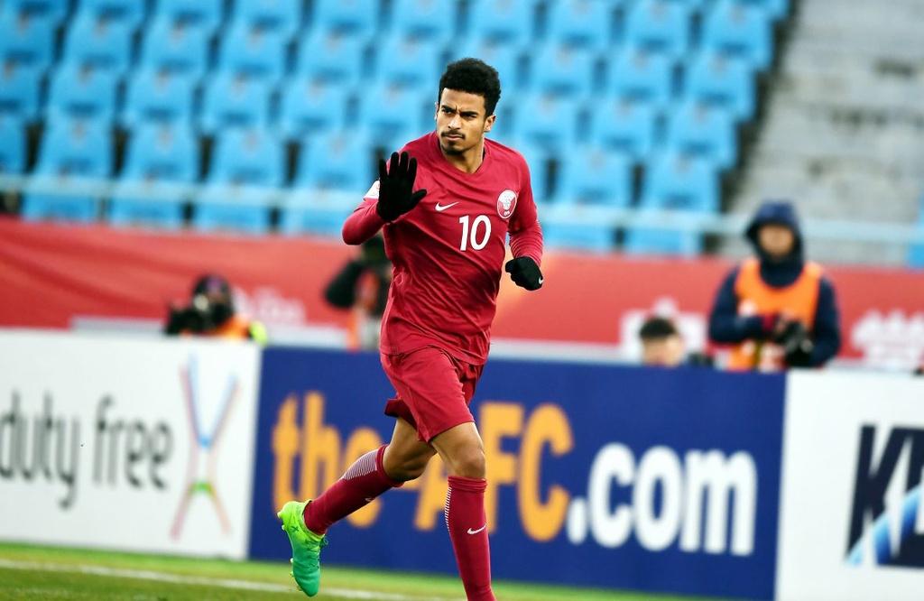 U23 Viet Nam thua U23 Qatar anh 5