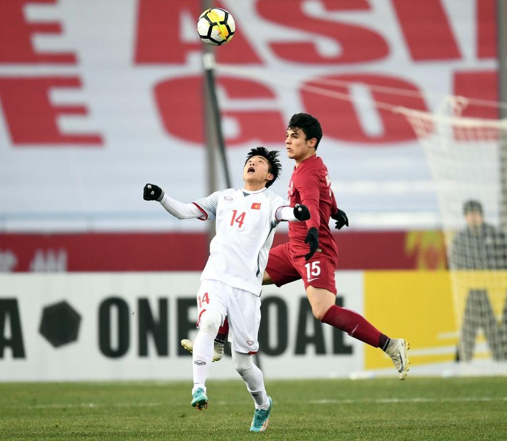 U23 Viet Nam thua U23 Qatar anh 7