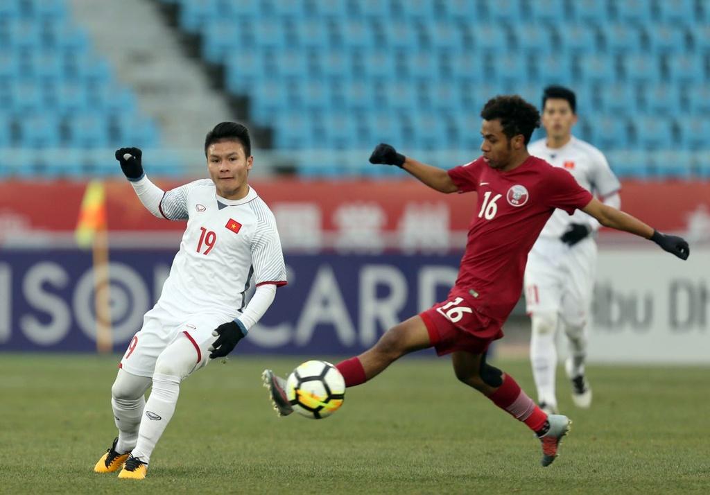 U23 Viet Nam thua U23 Qatar anh 8