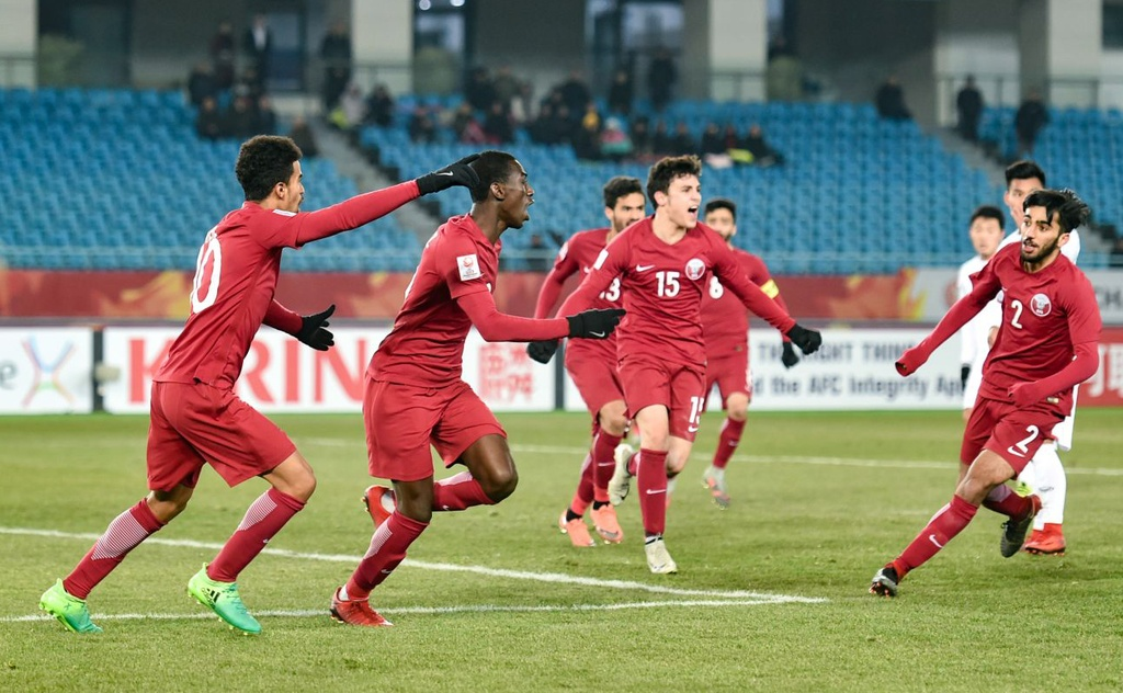 U23 Viet Nam thua U23 Qatar anh 9