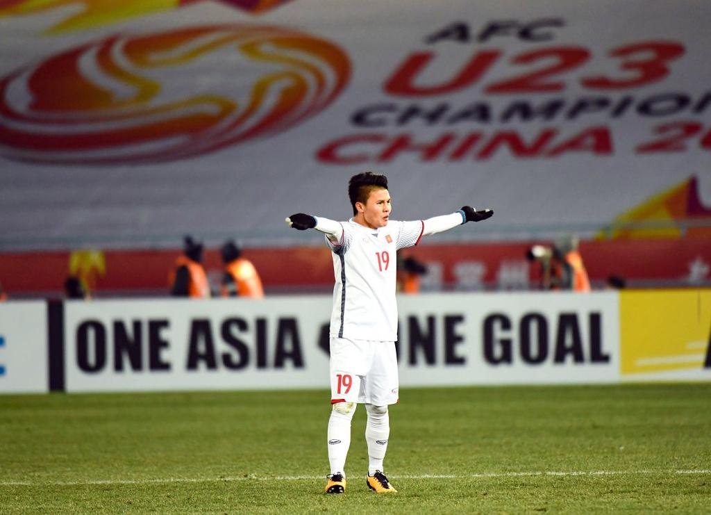 U23 Viet Nam thua U23 Qatar anh 10