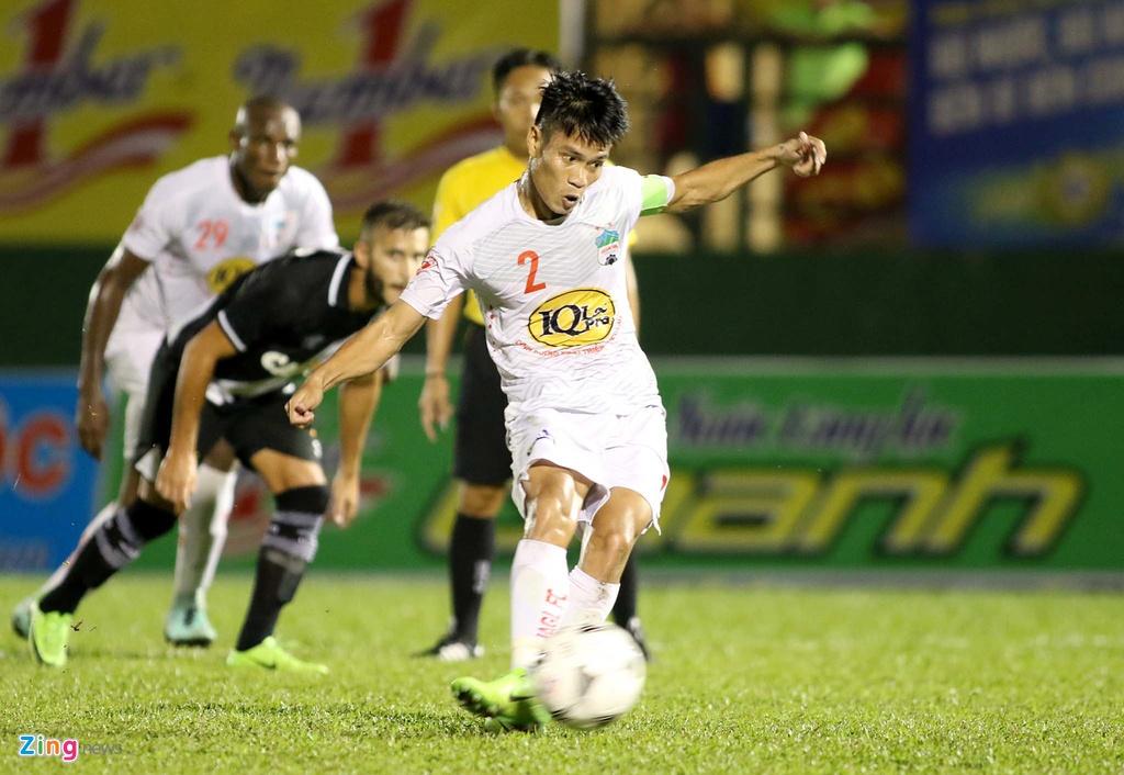 Thieu Cong Phuong, Xuan Truong, HAGL thua CLB Brazil tai BTV Cup hinh anh 6