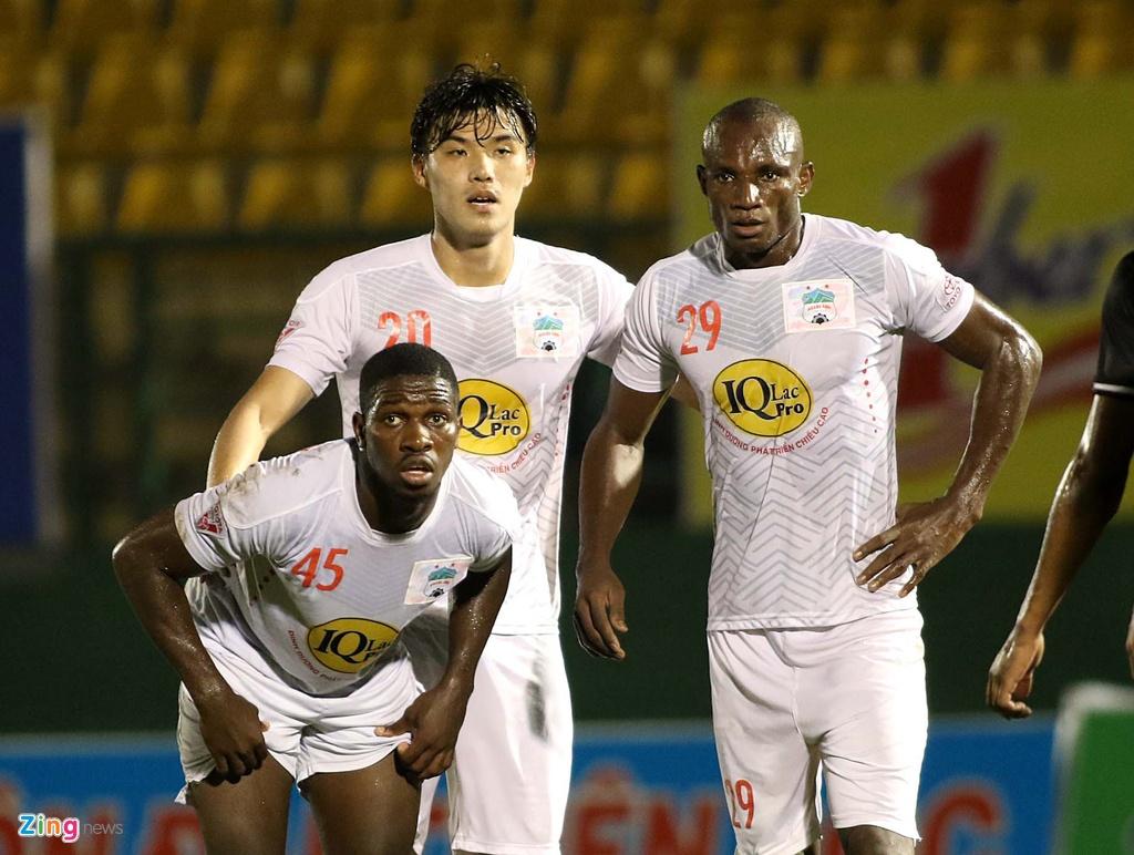 Thieu Cong Phuong, Xuan Truong, HAGL thua CLB Brazil tai BTV Cup hinh anh 2