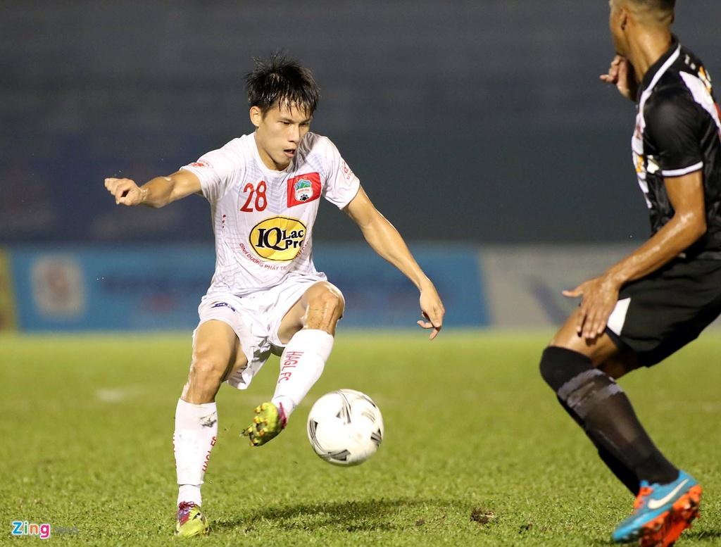Thieu Cong Phuong, Xuan Truong, HAGL thua CLB Brazil tai BTV Cup hinh anh 5