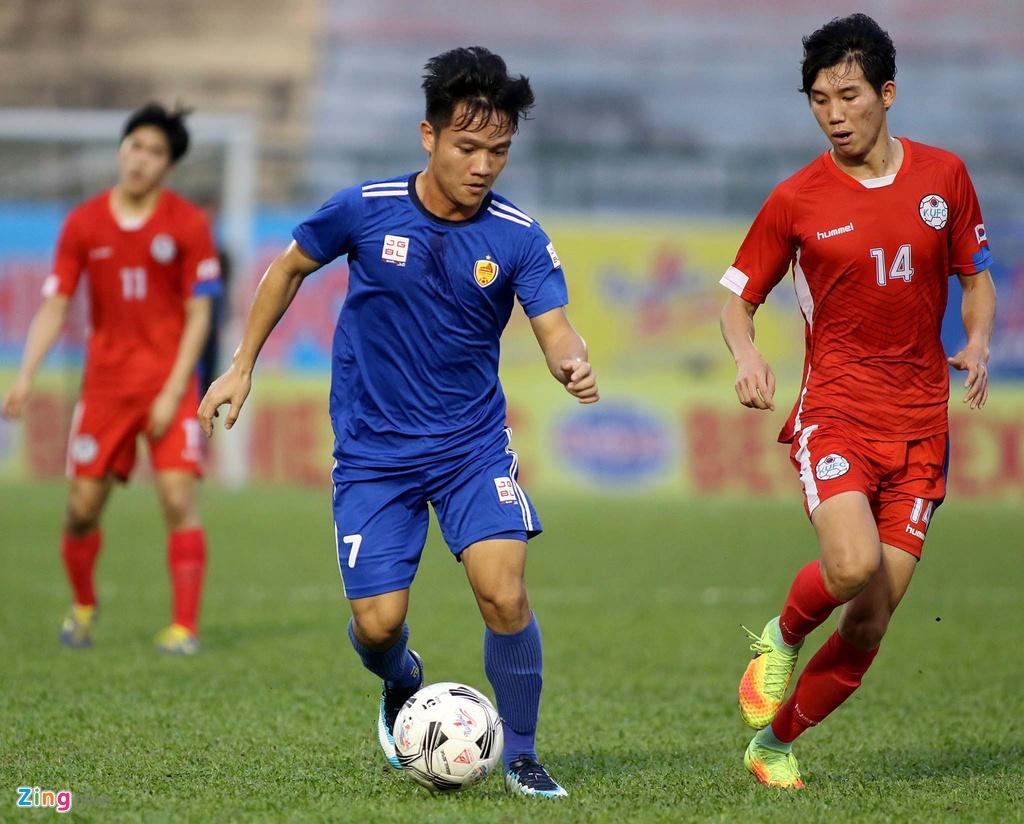 Thieu Cong Phuong, Xuan Truong, HAGL thua CLB Brazil tai BTV Cup hinh anh 11