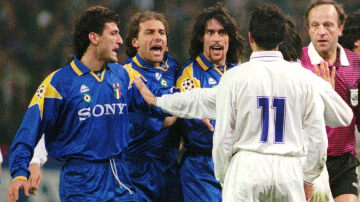 Real Madrid vs Juventus: Lich su, loi nguyen 25 nam va su den dui hinh anh 2