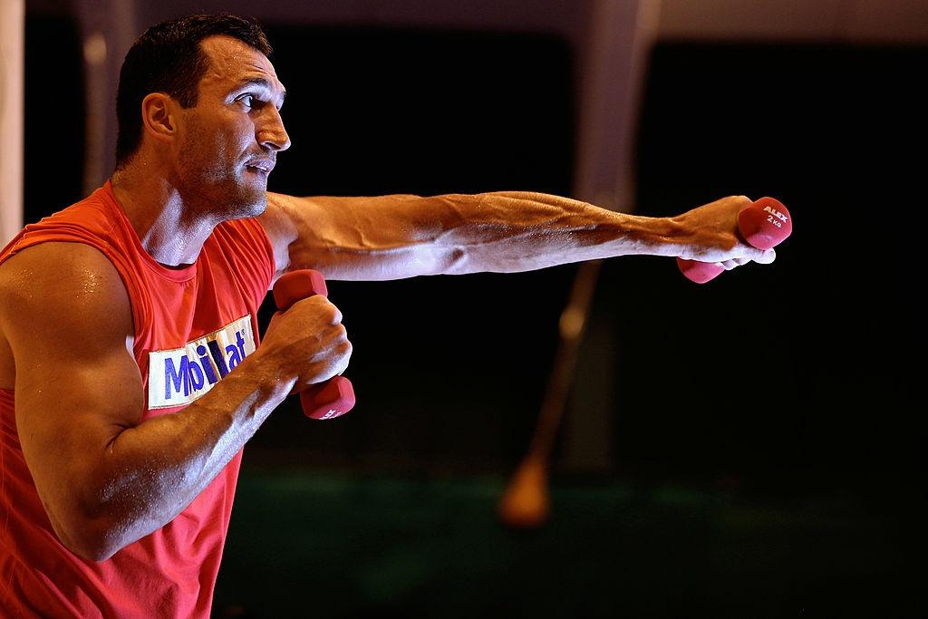 Wladimir Klitschko, nguoi phac hoa lai hinh anh nha vo dich hang nang hinh anh 3