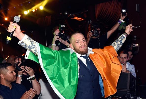 Tien dang lam 'ga dien' Conor McGregor bien chat? hinh anh 2
