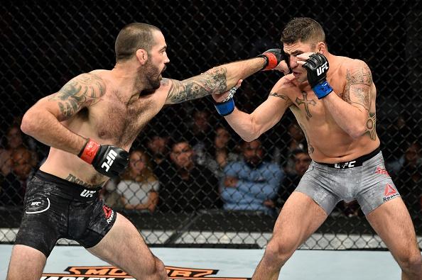 UFC FN 120: Ha guc doi thu bang don cho, vo si van tuyen bo giai nghe hinh anh 5