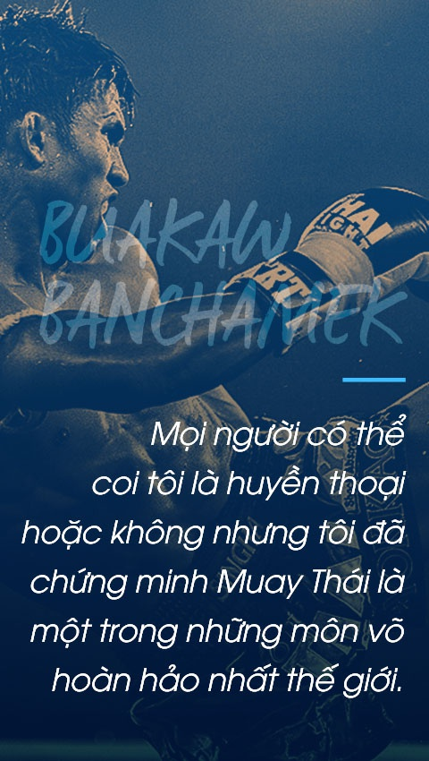 'Thanh Muay Thai' Buakaw: Mot nha su, mot cu nhan va mot huyen thoai hinh anh 7