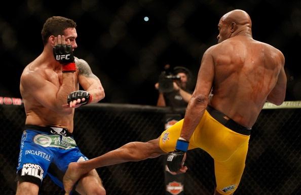 MMA: Noi dau chua ke sau anh hao quang hinh anh 4