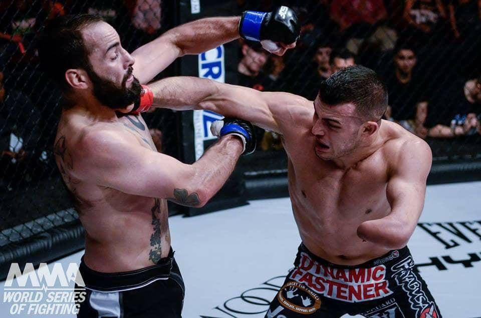 Vo si cut tay Nick Newell va hoai bao voi giai MMA lon nhat hanh tinh hinh anh 2