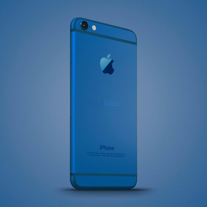Anh dung iPhone 6C nhieu mau sac, dang giong 6S hinh anh 3